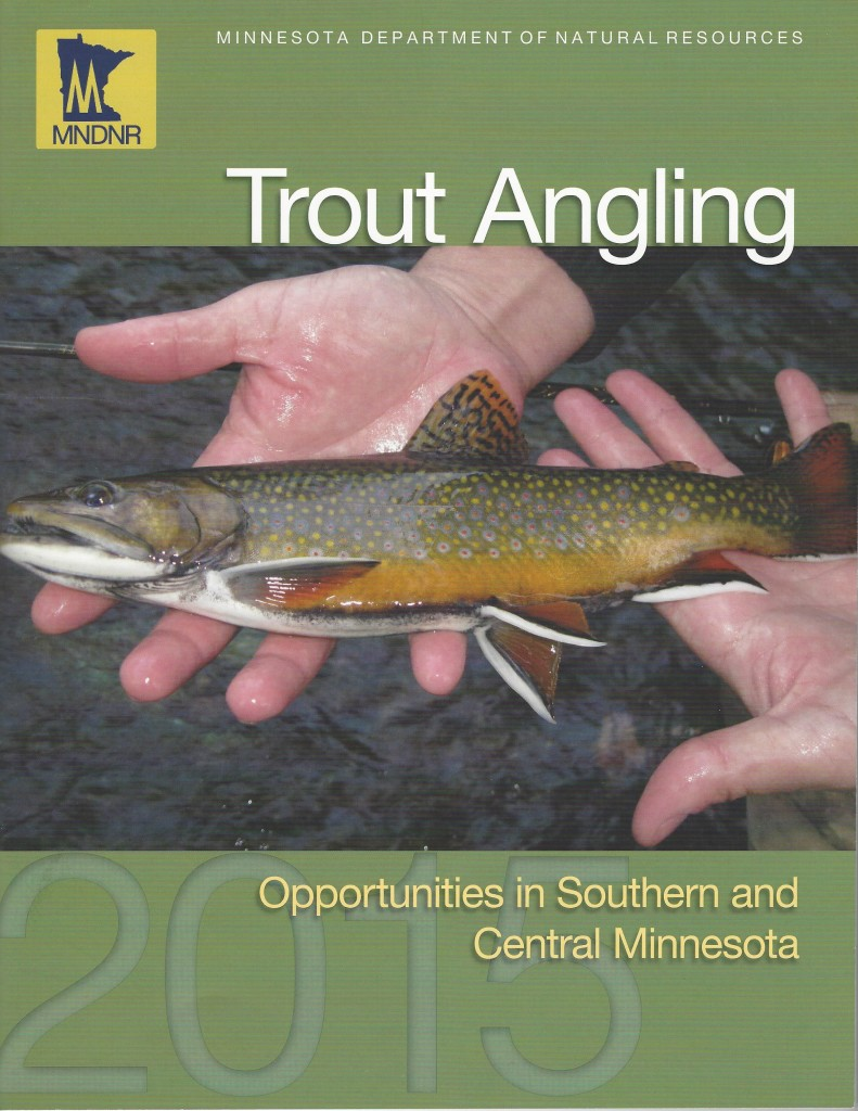 Trout Angling Book Cover