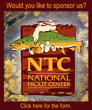 Sponsor the National Trout Center
