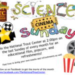 Science Cinema Sunday @ National Trout Center