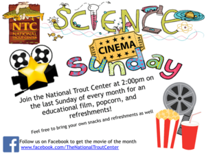 Science Cinema Sunday @ National T