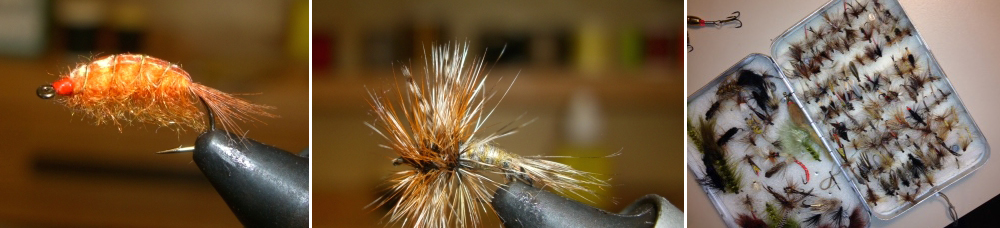Fly-Tying Fridays @ National Trout Center