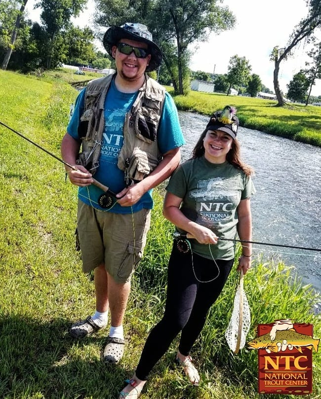 Introduction to Fly Fishing @ National Trout Center